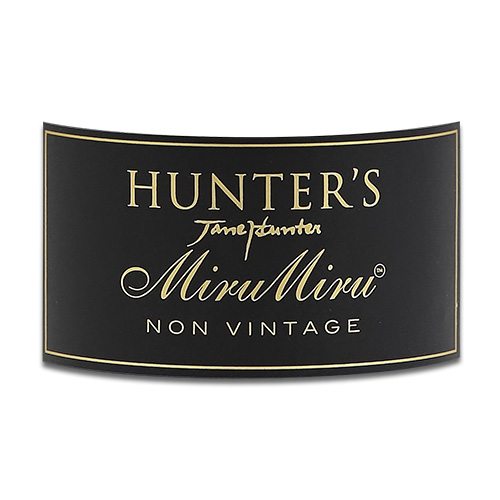 Hunter's Mirumiru Non-Vintage, Blenheim, Marlborough, New Zealand